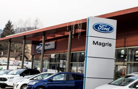 concession ford Givors Lyon sud